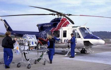 24 HOURE AIR AMBULANCE SERVICES