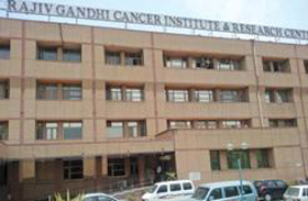 . RAJIV GANDHI CANCER INSTITUTE & RESEARCH CENTRE