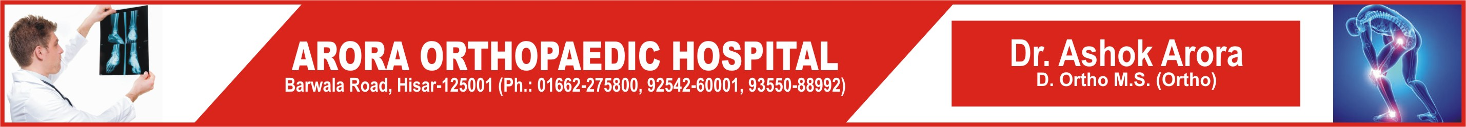 ARORA ORTHOPEDIC HOSPITAL